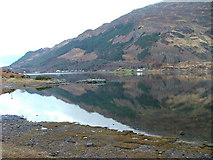 NG9420 : Loch Duich by Dave Fergusson