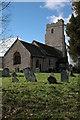 SO7934 : Berrow church by Philip Halling