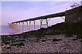 ST4071 : Clevedon Pier, Clevedon, Somerset by Christine Matthews