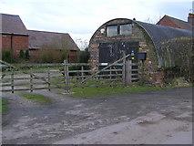 SJ8931 : Oak Farm, Pirehill Lane, Stone by Jack Barber
