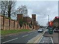 TL8464 : The Barracks Bury St Edmunds by Keith Evans