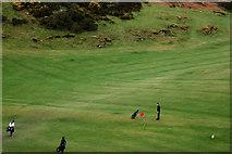 J4772 : Scrabo Golf Course, Newtownards by Albert Bridge