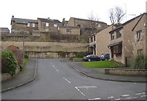 SE1321 : Crowtrees Park, Off Tofts Grove, Rastrick by Humphrey Bolton