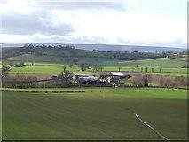 SO4033 : Newbrook Farm by Jonathan Billinger