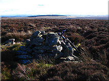 NT5855 : A Pulpit Cairn by Alastair Seagroatt