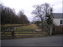 NT4054 : The Disused Heriot Railway Station by Sandy Gemmill