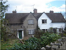 ST5393 : House with original features, Garden City, Chepstow by Ruth Sharville
