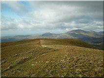 SH6543 : Western Flank of Moelwyn Bach by John Lynch