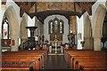 TQ1395 : St James, Bushey, Hertfordshire - East end by John Salmon