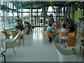 NZ4057 : Restaurant at the National Glass Centre, Sunderland by Ken Walton