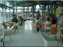 NZ4057 : Restaurant at the National Glass Centre, Sunderland by Ken Walton