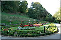 NZ6620 : Italian Gardens at saltburn by Vic Nicholas
