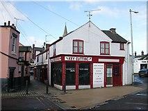 SP5075 : Rugby Church Street by Ian Rob