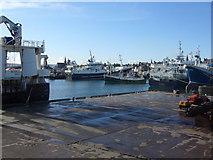NK0067 : Fraserburgh, Balaclava Harbour by Iain Macaulay