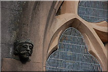 D3115 : Head, St Patrick's, Glenarm (1) by Albert Bridge