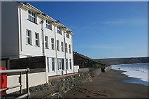 SH1726 : Gwesty Tŷ Newydd Hotel Aberdaron by Alan Fryer