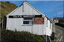 SH1726 : Becws Islyn Bakery Aberdaron by Alan Fryer
