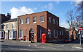 TA0007 : Brigg Post Office by David Wright