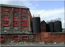SE2932 : Low Hall Mills, Holbeck by Paul Glazzard