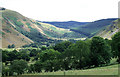 SN7258 : Berwyn Valley by Roger  Kidd