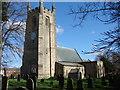 NZ3528 : St Edmund's Church, Sedgefield by Bill Henderson