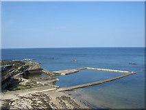 NO5017 : St Andrews sea swimming pool by John McMillan