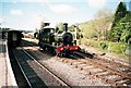 SX7466 : South Devon Railway, Buckfastleigh by Peter Beaven