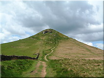 NZ5812 : Roseberry Topping. The Cleveland Way. by Frank Glover