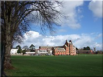 SX9392 : Exeter School by Derek Harper
