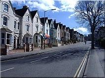 SU1584 : Victoria Road, Swindon by Roger Cornfoot