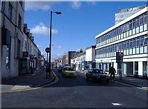 SU1584 : Commercial Road, Swindon by Roger Cornfoot