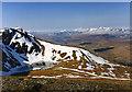 NN3744 : View from Beinn a Chreachain. by wfmillar