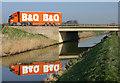 SE7708 : River Torne M180 Bridge by Martin Loader