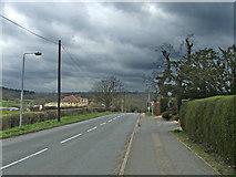 TQ3097 : Hadley Road, Enfield, looking west by Christine Matthews