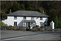 SH5639 : Lodge Bodawen Tremadog by Alan Fryer