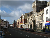 ST5871 : Bedminster Parade by Chris Heaton