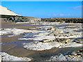 TQ3502 : Ovingdean Beach by Simon Carey