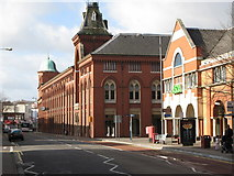 ST5871 : Wills Building, Bedminster Parade by Chris Heaton