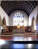 TL1314 : St Nicholas, Harpenden, Herts - Chancel by John Salmon