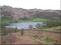 NY3404 : Loughrigg from Neaum Crag by DS Pugh