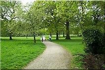 TQ2636 : Goff's Park, Crawley by Elliott Simpson