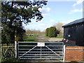 TM2754 : Moat Farm by Jonathan Billinger