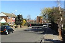 TQ1371 : Hampton School by Stephen Williams