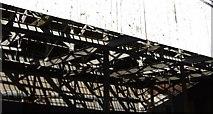 SX9193 : Warehouse at St David's station, Exeter by Derek Harper