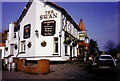 TQ0966 : The Swan at Walton on Thames by Stephen Williams