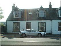 NX1897 : House on Henrietta Street by tony ferrie