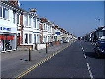 SU1585 : Manchester Road, Swindon by Roger Cornfoot