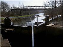 SE2519 : Calder and Hebble Canal, Lock Street, Dewsbury by stuart hartley