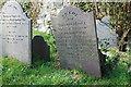 SH3936 : Bedd plant - a children's grave Abererch by Alan Fryer