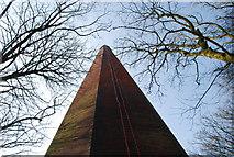 SD6911 : Barrow bridge chimney by ALAN SOUTHWORTH